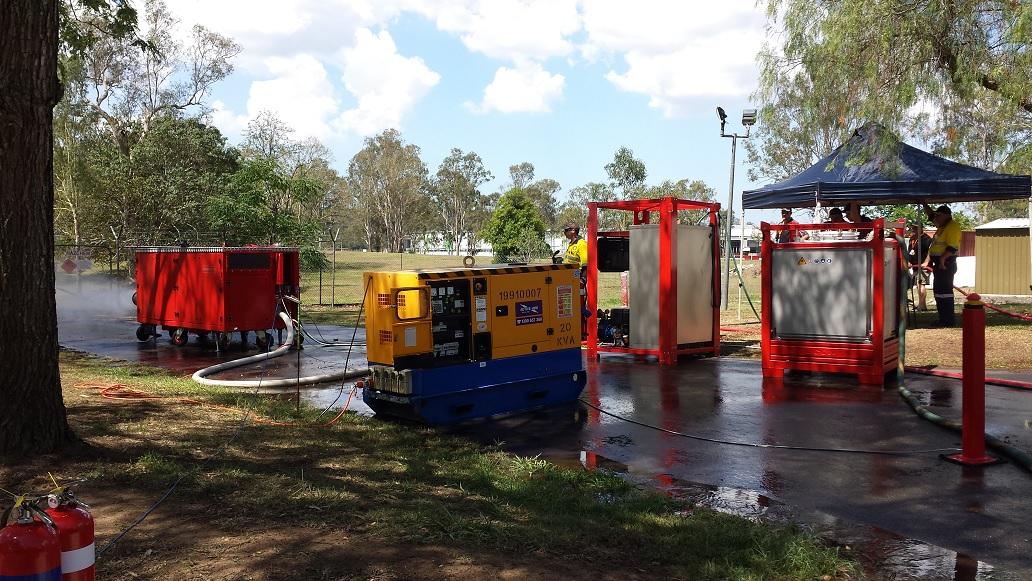 training SEF3002 Australie
